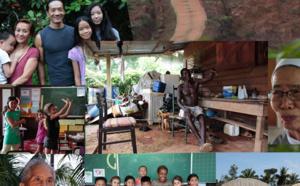 Vivre ensemble,  Hmong de Guyane